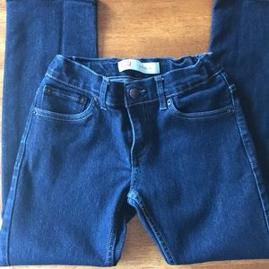 Boys Levi 511 jeans-dark wash
